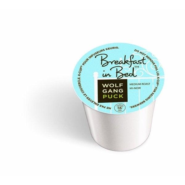 Wolfgang Puck 'Breakfast in Bed' Coffee K-cups