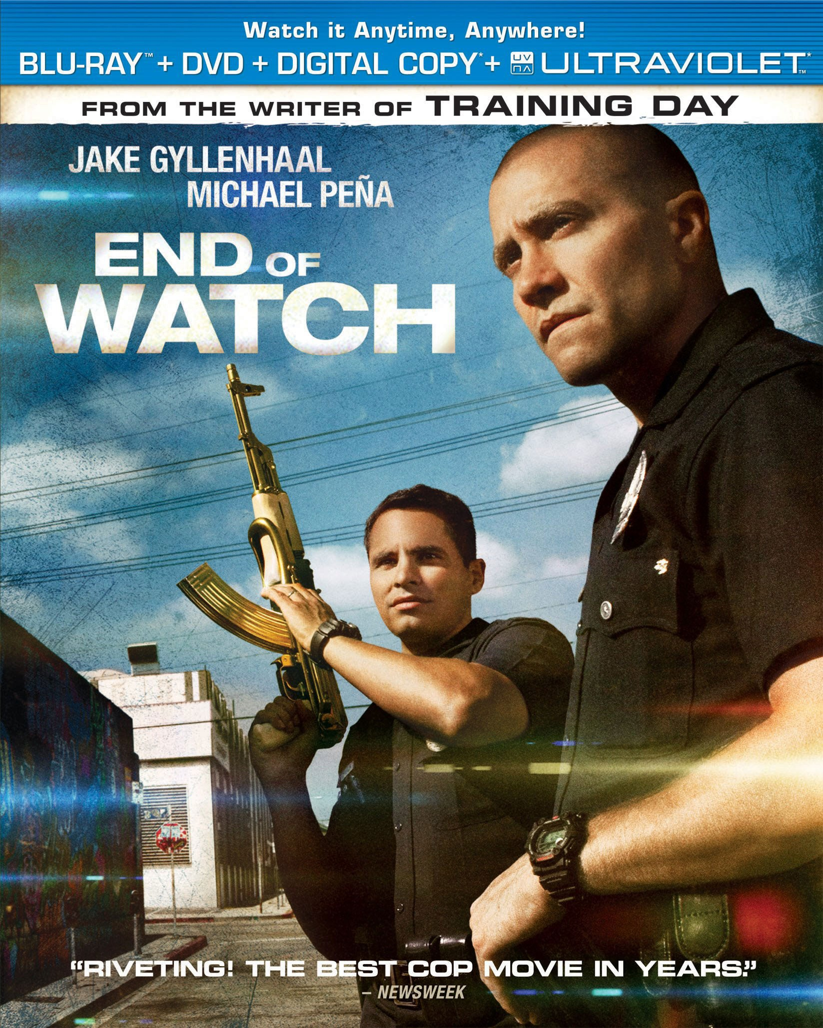 End of Watch (Blu-ray/DVD)
