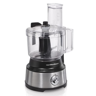 Hamilton Beach 10 Cup Bowl Scraper Food Processor