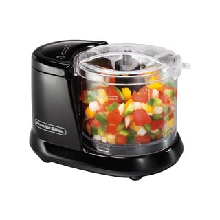 Proctor-Silex Black 1.5 Cup Food Chopper