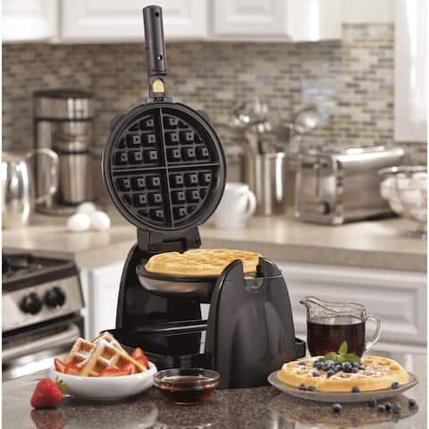 Hamilton Beach Belgian Style Waffle Maker