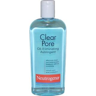 Neutrogena Clear Pore 8-ounce Oil-Eliminating Astringent