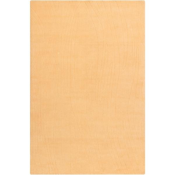 Mandara Hand-tufted Geometric Wool Rug (5' x 7'6)