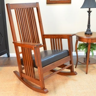 Montego Deluxe Mission Rocker Chair