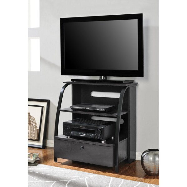 Altra Essex Espresso Highboy TV Stand