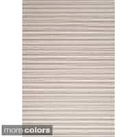 Hand-woven Rochey Wool Area Rug (2' x 3')