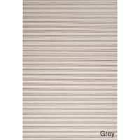 Clay Alder Home Horseshoe Hand-woven Wool Area Rug