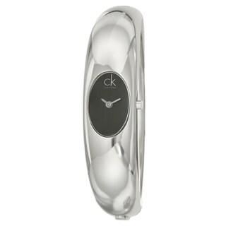 Calvin Klein Women's Water-Resistant Stainless-Steel 'Exquisite' Watch
