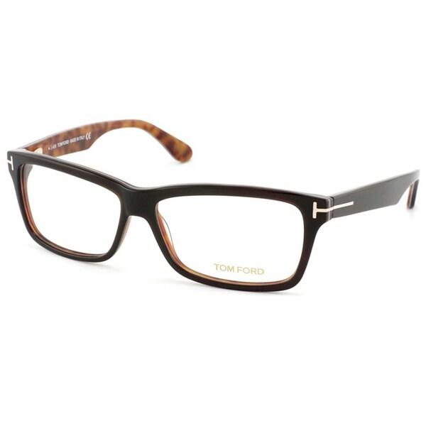 Tom Ford Women's Brown Optical Eyeglass Frames