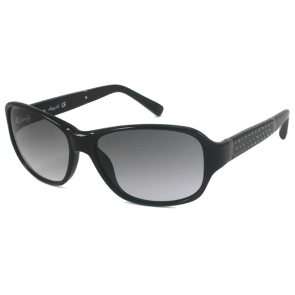 Kenneth Cole KC7014 Women's Plastic Rectangular Sunglasses