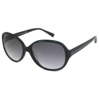 Kenneth Cole KC7016 Women's Plastic Rectangular Sunglasses
