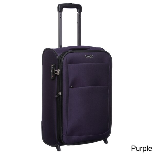 Antler USA 22-inch Wheeled Expandable Carry On Upright