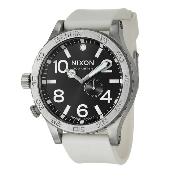 Nixon Men's Stainless Steel '51-30' Tide Watch