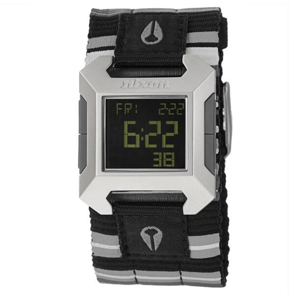 Nixon Men's Stainless Steel 'Block' Watch