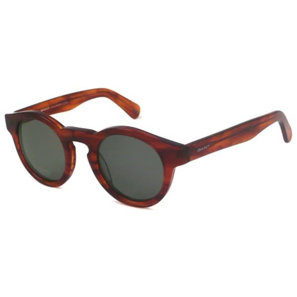 Gant GS Newbury Men's Polarized/ Round Sunglasses