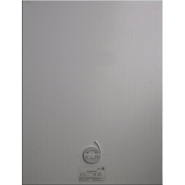 Radimo Rectangular 16-inch x 24-inch Electric Mirror Defogger