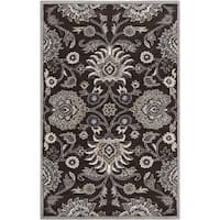 Hand-tufted Silverton Wool Area Rug (12' x 15')