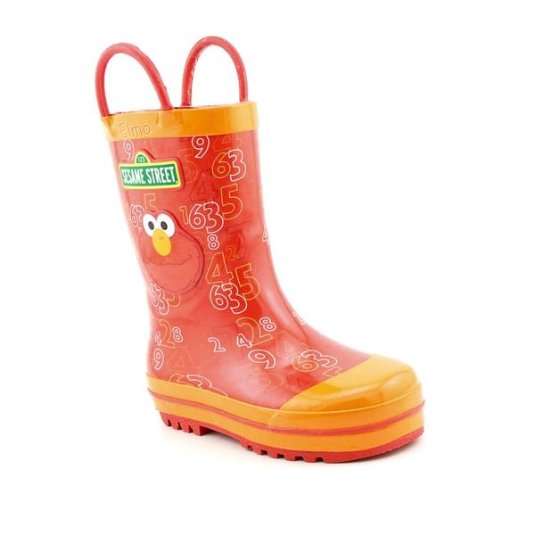 Sesame Street Boy's 'Elmo Rainboots' Rubber Boots - Free Shipping ...