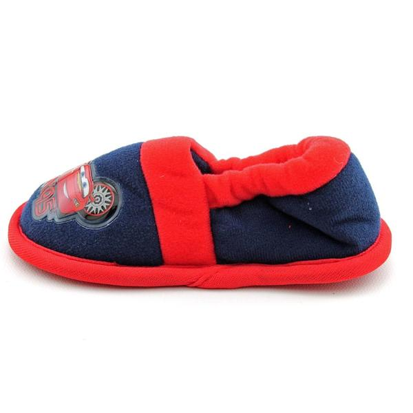 Disney Pixar Boy's 'Cars Team '95 Slippers' Polyester Casual Shoes