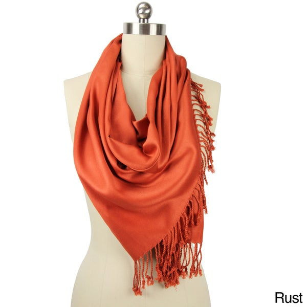 Saachi Women's Solid Scarf (India)