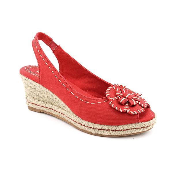 Naturalizer Women's 'Berlynn' Canvas Sandals - Narrow (Size 7)