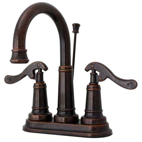 Price Pfister Ashfield Rustic Bronze Centerset Faucet Free Shipping Today Overstock Com