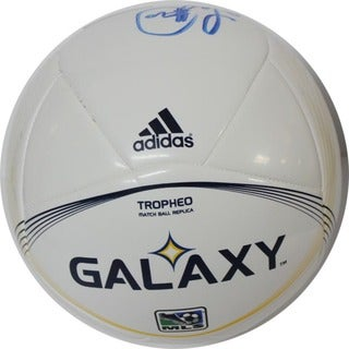 Landon Donovan LA Galaxy Autographed Soccer Ball