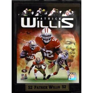 Patrick Willis San Francisco 49ers Photo Plaque (9 x 12)