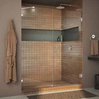 DreamLine Unidoor Lux 45-48 in. Frameless Hinged Shower Door (Non-adjustable)|https://ak1.ostkcdn.com/images/products/7509754/P14950308.jpg?impolicy=medium