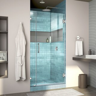 DreamLine UnidoorLux Frameless Shower Door