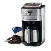 Cuisinart DGB-900BC Brushed Chrome Metal 12-cup Coffeemaker