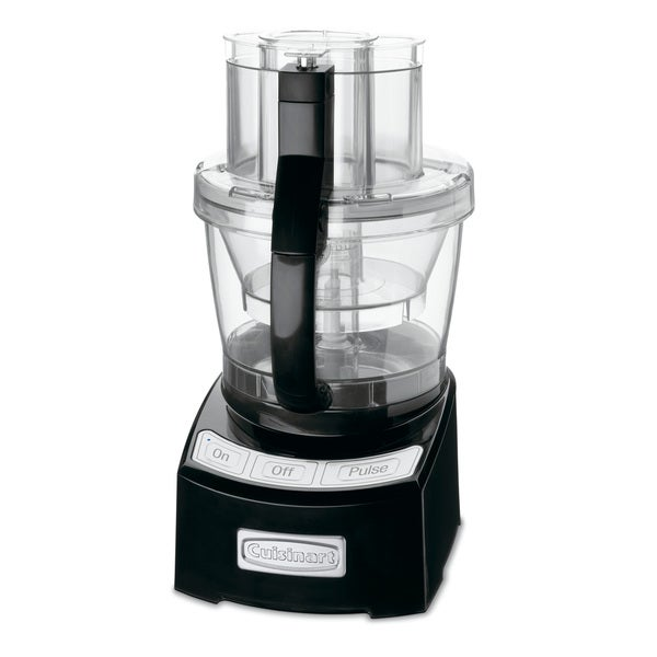 Cuisinart FP-12BK Black 12-cup Food Processor