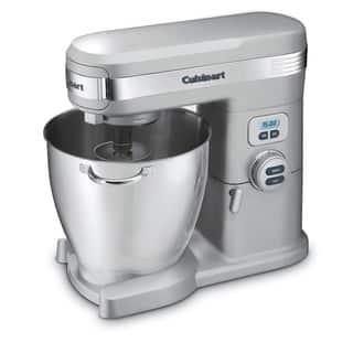 Cuisinart SM-70BC Brushed Chrome 7-quart Stand Mixer|https://ak1.ostkcdn.com/images/products/7509820/7509820/Cuisinart-SM-70BC-Brushed-Chrome-7-quart-Stand-Mixer-P14950365.jpg?impolicy=medium