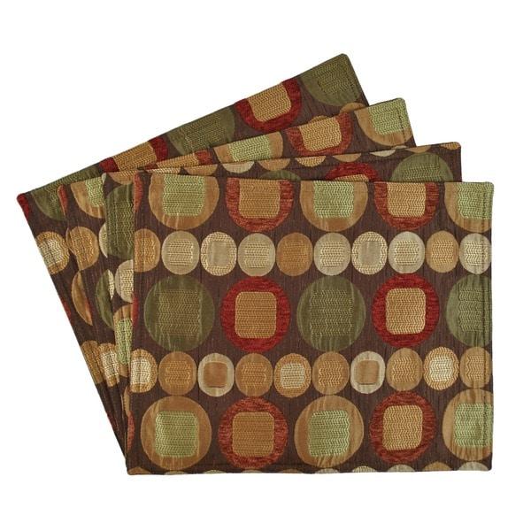 Shop Sherry Kline Metro Spice Placemat Set Of 4 Free