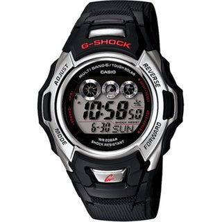 Casio G-Shock GWM500A-1 Multifunction Water Resistant Watch