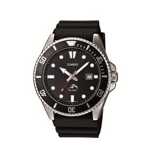 casio men s watches shop the best deals for 2017 casio men s black analog sport watch