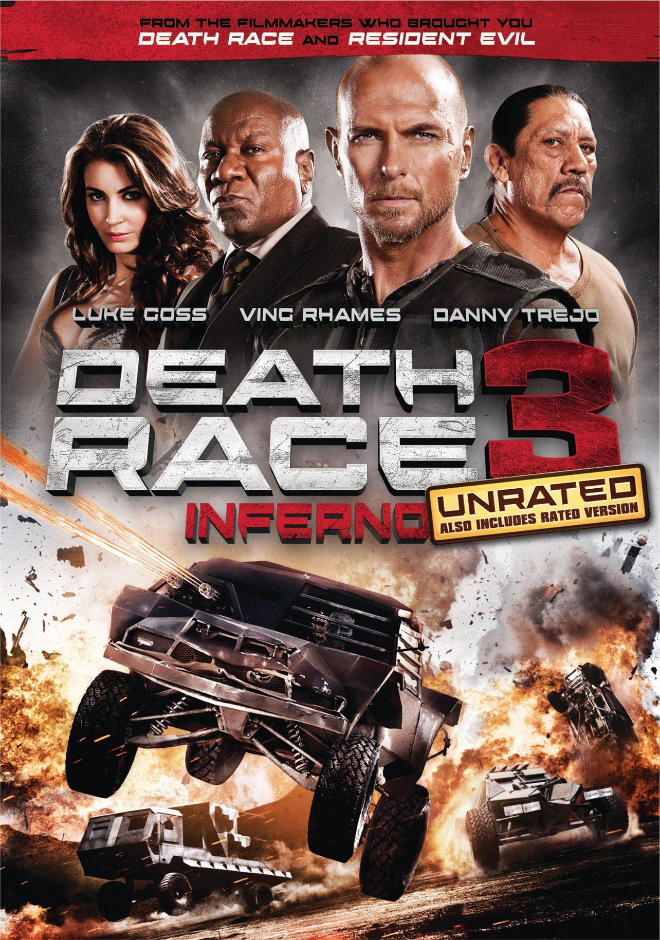 Death Race 3: Inferno (DVD)