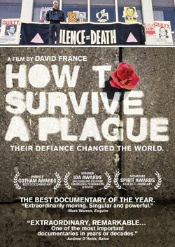 How to Survive a Plague (DVD)