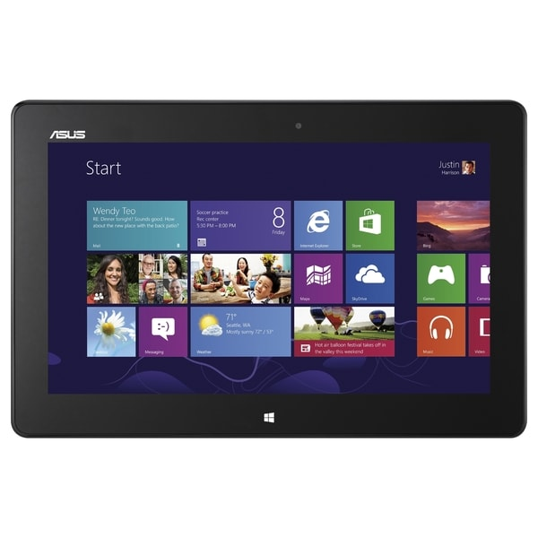 "Asus VivoTab ME400C-C1-WH 64 GB Tablet - 10.1"" 16:9 Multi-touch Scree"