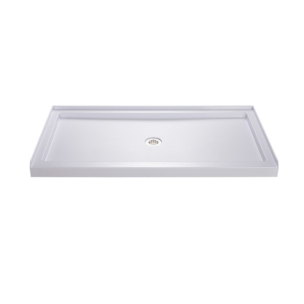 DreamLine SlimLine 34 in. by 60 in. Single Threshold Shower Base