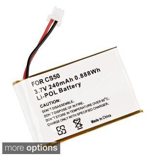 INSTEN Plantronics CS-50 Li-ion Cordless Phone Battery
