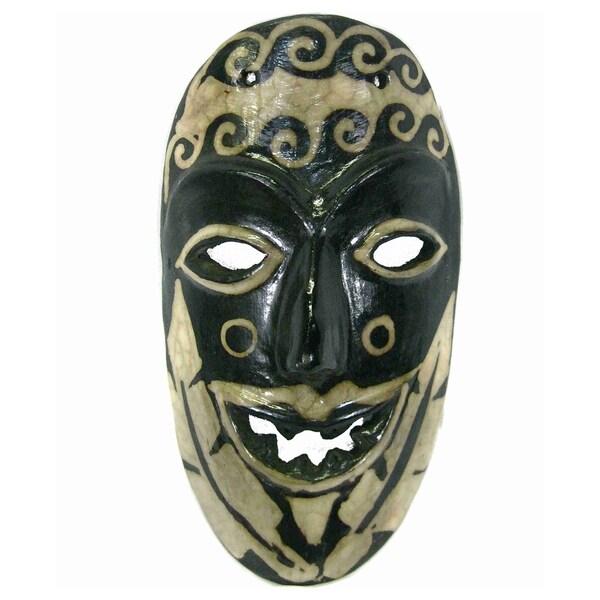 Lencan Clay Root Mask (Honduras)