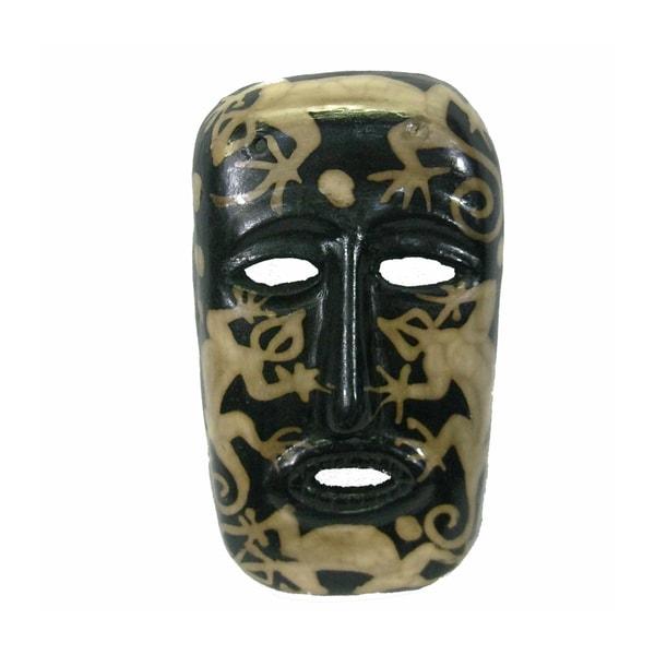 Lencan Clay Guancasco Mask (Honduras)