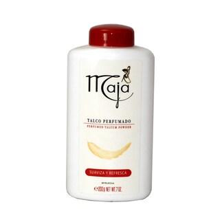 Myrurgia Maja Women's Perfumed Talcum Powder 7-ounce Shaker