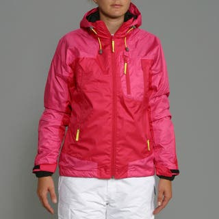 Pulse Women's 'Equinox' Fuchsia 3-in-1 Systems Snow Jacket|https://ak1.ostkcdn.com/images/products/7511344/P14951564.jpeg?impolicy=medium