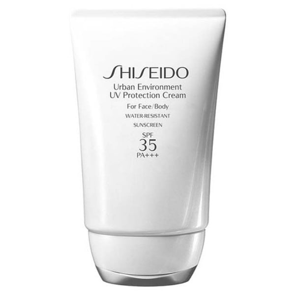 Shiseido Urban Environment UV Protection Cream with SPF 35
