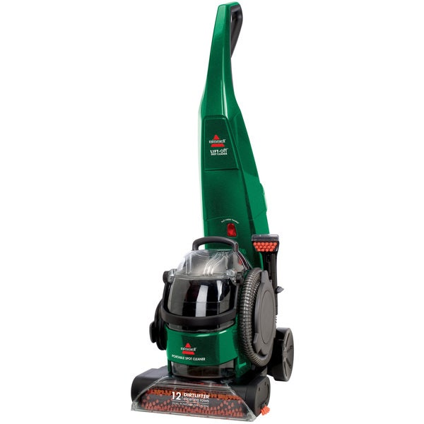 Bissell 94y2 Lift Off Upright Deep Cleaner Manual Guide