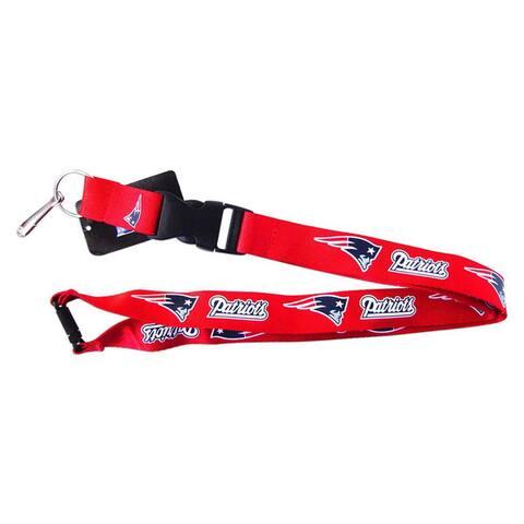 Aminco International NFL Clip Lanyard Keychain Id Ticket Holder