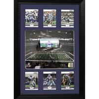 Dallas Cowboys 12 x 18 Six-card Frame