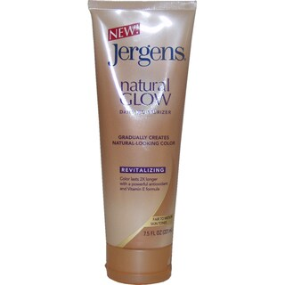 Jergens Natural Glow Revitalizing 7.5-ounce Daily Moisturizer (Fair to Medium Skin Tones)